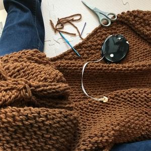 BlanketSweater